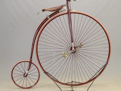 Wonderlijk Ambachtelijke fietsenmaker en fietsenwinkel | van Gilsstraat 9 Den BL-59